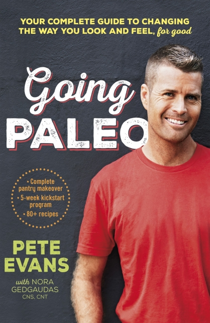 Pete Evans: Going Paleo
