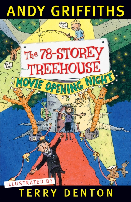 Andy Griffiths: The 78-Storey Treehouse