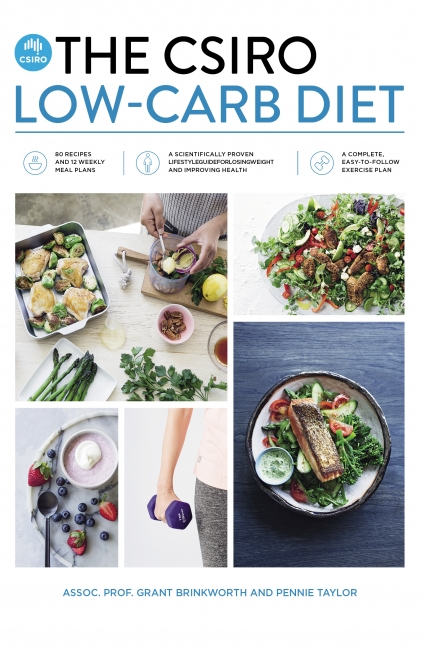 Grant Brinkworth: The CSIRO Low-Carb Diet